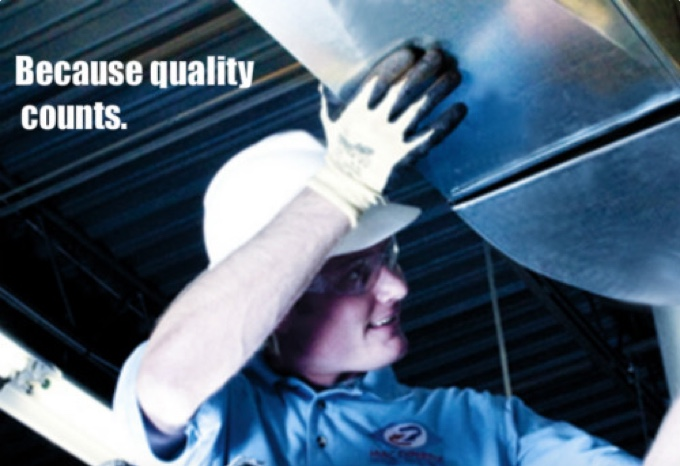 A Sheet Metal Worker